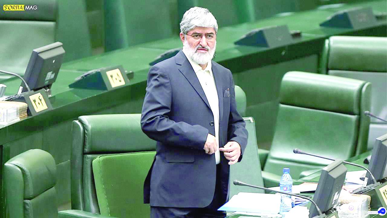فراخوان انتخاباتی علی مطهری