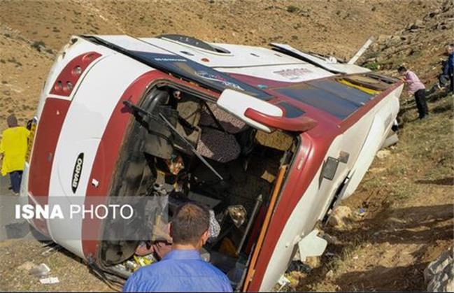 بیانیه خبرنگاران بازمانده از واژگونی اتوبوس
