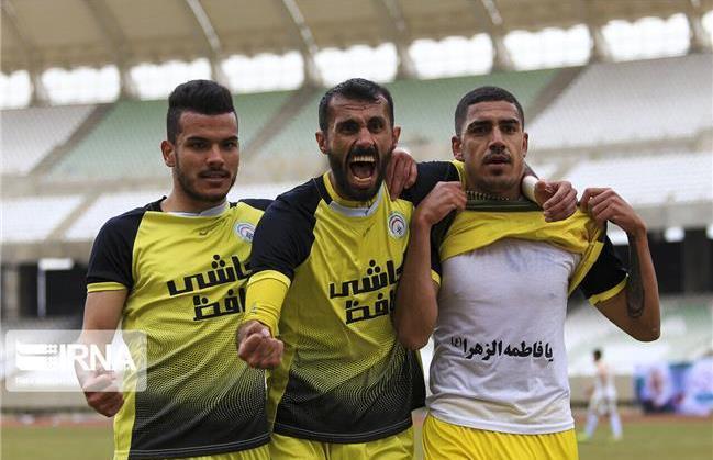 فجر سپاسی شیراز و هوادار تهران به لیگ برتر صعود کردند