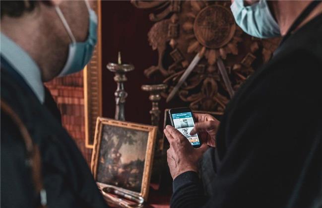 نقش فناوریهای پیشرفته در مهار سرقتهای هنری