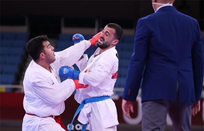 سجاد گنجزاده قهرمان المپیک شد
