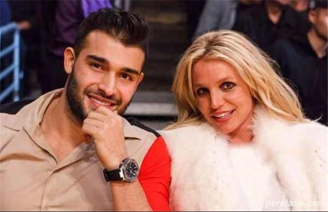 نامزدی سام اصغری و بریتنی اسپیرز رسمی شد