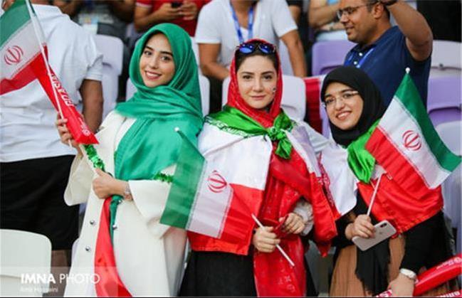 مجوز حضور زنان در ورزشگاه آزادی صادر شد