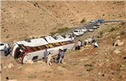 دلایل واژگونی اتوبوس حامل خبرنگاران در بررسیهای کمیسیون عمران