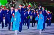آغاز المپیک بدون تماشاگر/ کاروان ایران با همان لباسهای جنجالی رژه رفت!