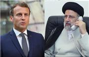 رئیسی خطاب به ماکرون: در هر مذاکره ای باید حقوق ملت ایران تامین شود/ رئیس جمهور فرانسه: امیدواریم دوباره مذاکرات آغاز شود
