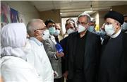 دستور رئیس جمهور برای رفع فوری کمبودهای بهداشتی و درمانی خوزستان