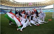 تاریخسازی تیم ملی فوتبال زنان ایران در آسیا