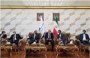 وزیر خارجه ارمنستان وارد ایران شد