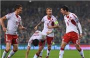 دانمارک، دومین تیم صعودکننده به جامجهانی