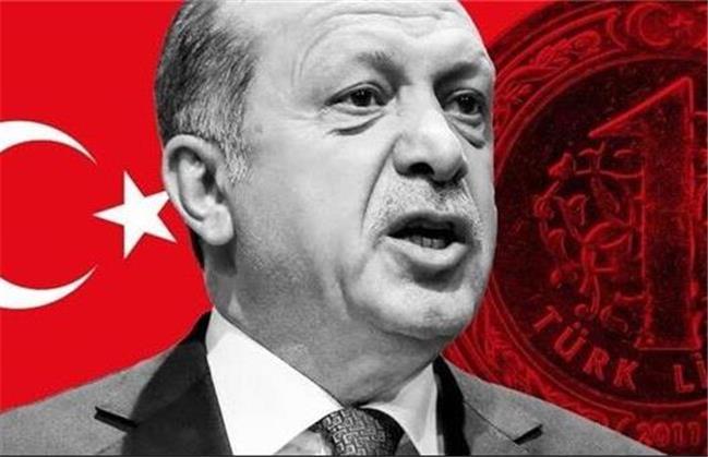 تحریم، پاسخی به ماجراجویی های ترکیه/ ارزش پول ملی ترکیه نسبت به دلار دوباره کاهش یافت